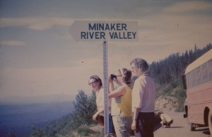 Alaska trip 1970