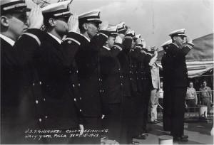 Commissioning ceremony 2