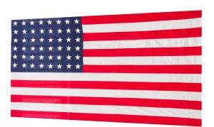 Lester's flag.