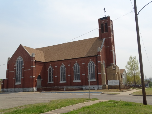 The Immaculate Conception Catholic Church, Pawhuska, Oklahoma