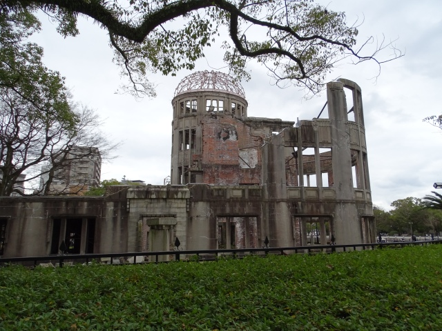 Genbaku Dome today