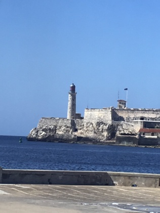 Built long ago to protect Havana from Pirates (of the Caribbean)